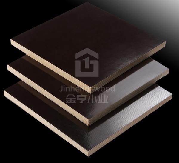 黑膜清水模板