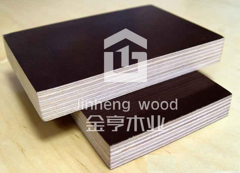 金亨黑色膜纸建筑模板